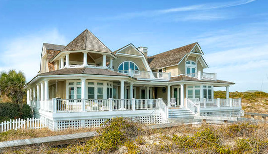 Vacation Rental Bald Head Island Beachfront