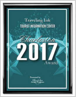 Charleston Travel Award Program 2017 260 Turquoise