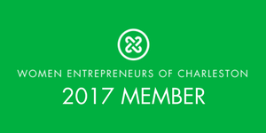 Women Entreprenuers Charleston 2017 Badge
