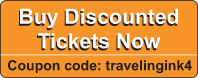 Buy Discounted Culinary Tour Tickets