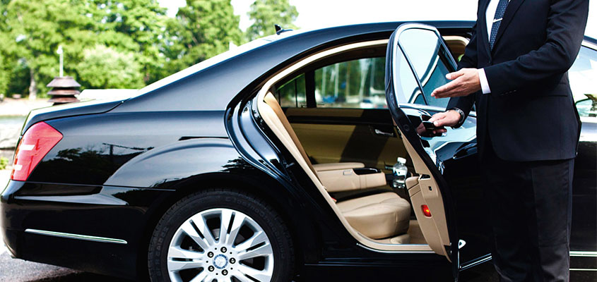Charleston transportation - a service included with your private concierge.