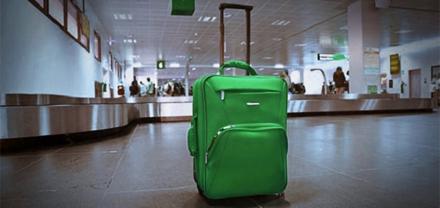 Lost luggage can be a real drag. A tracking device may help you avoid it.