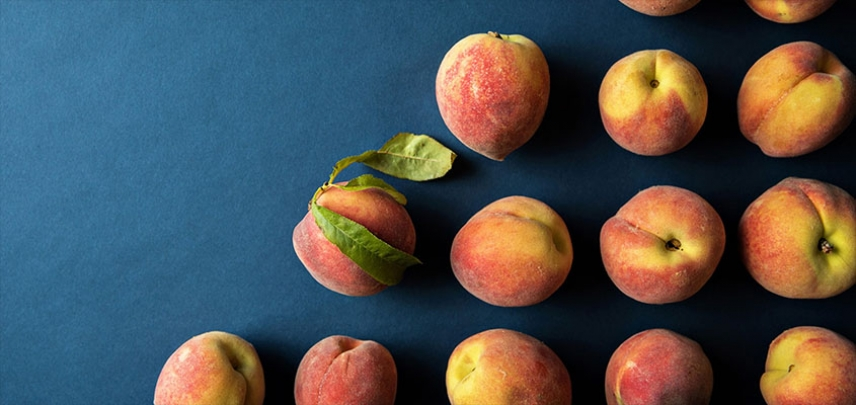 Millions of peaches, peaches for me...